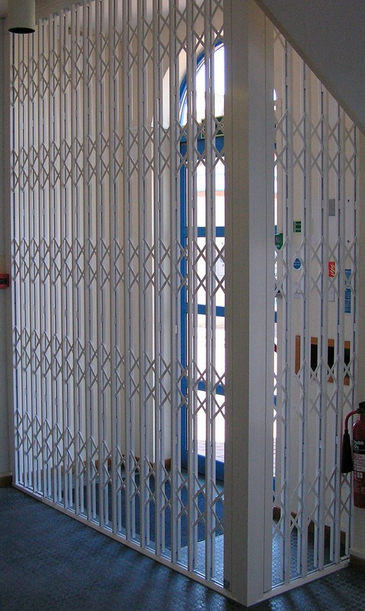 security grilles for residential properties