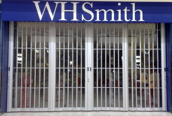 curved shutters for shops uk