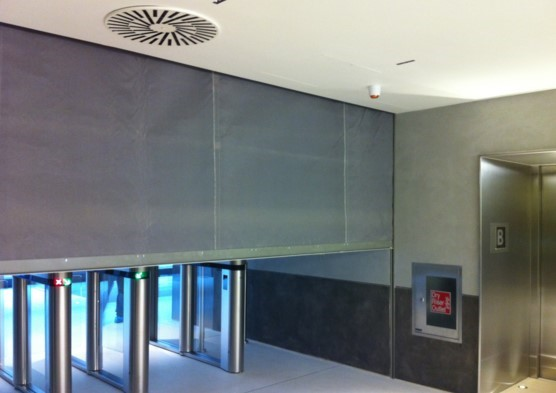 fire curtains uk