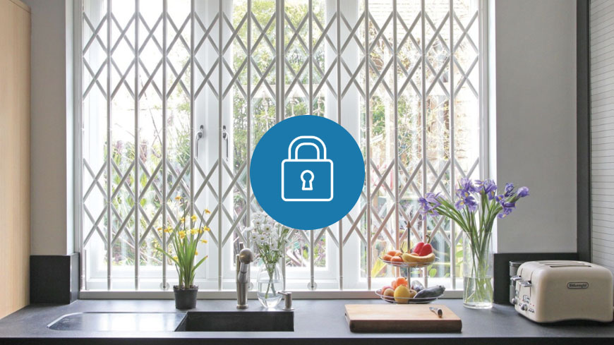 Extender Security Grilles