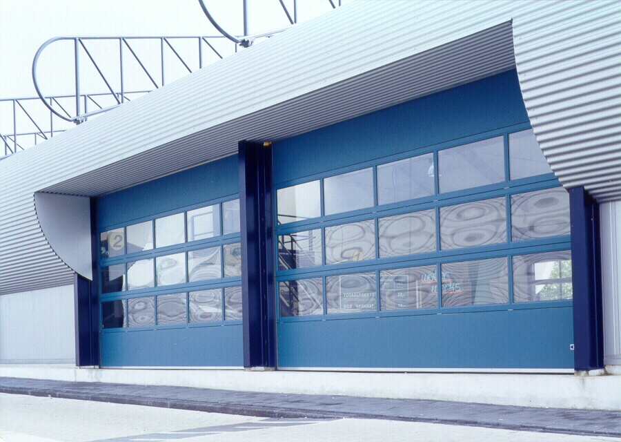 Compact Roller Shutters
