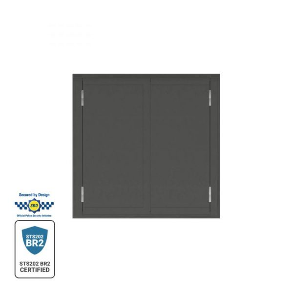 Container Shutter Certified